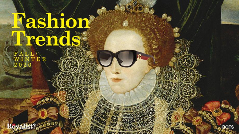รอยัลลิสต์ - fashion